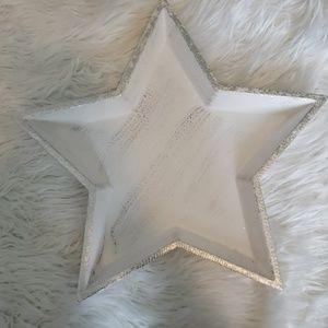White Star Tray